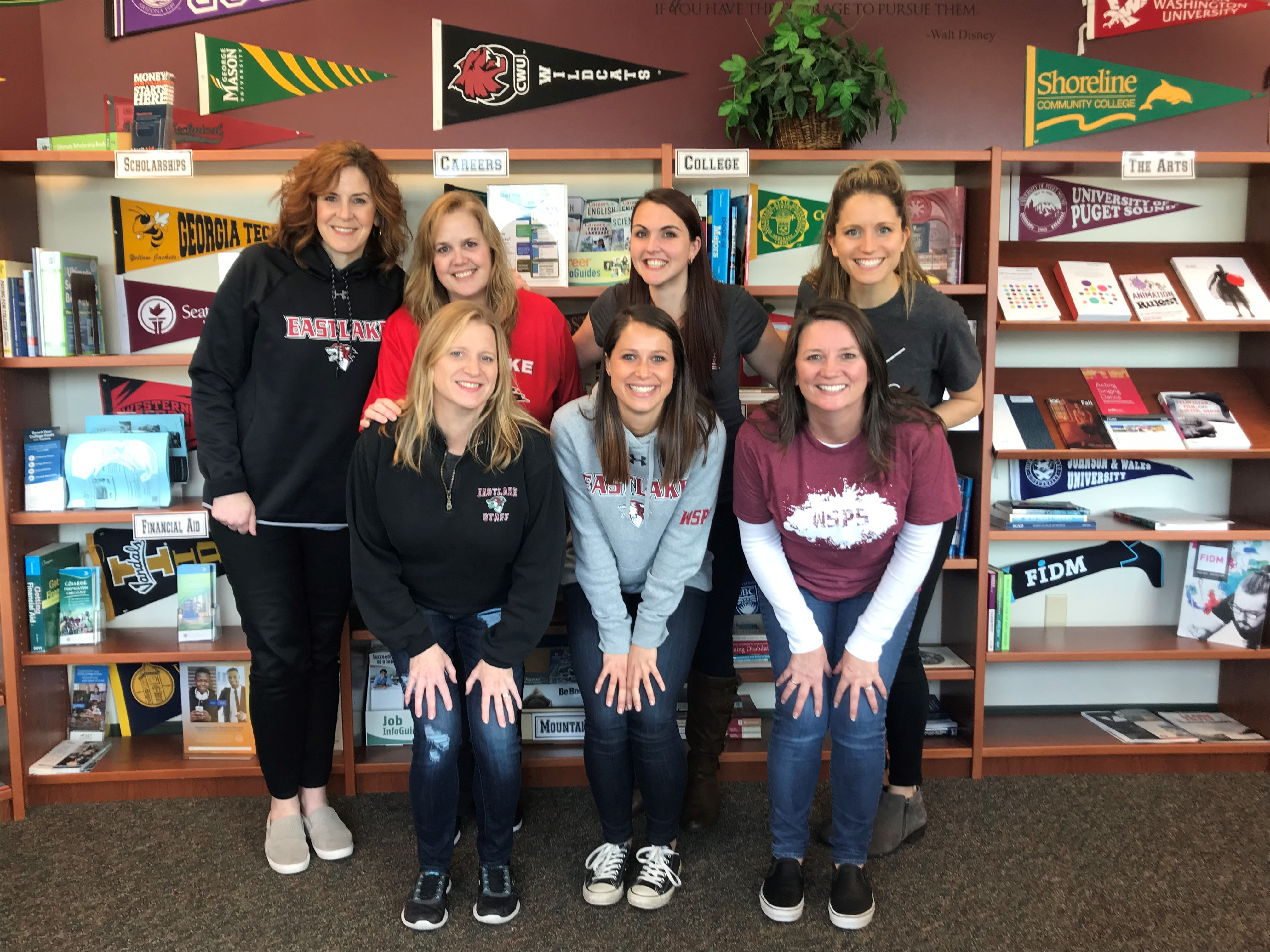 EHS Counseling staff