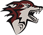 Eastlake High logo: wolf head